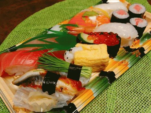姫ねぎはやっぱり握り寿司!!