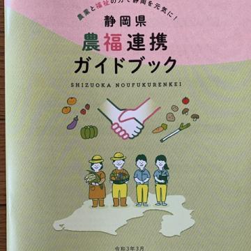 静岡県の発行したガイドブック!